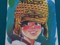 Povestea coifului tracic / n. rădulescu-lemnaru/ cu dedicați