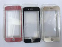 Iphone 7, 8 - Husa Silicon Subtire Fata Spate 0.3mm