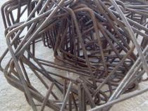 Etrieri fier beton Iasi,din OB 6 20x20