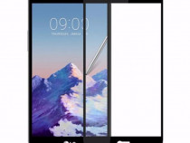 LG K10 2017 - Folie Sticla Securizata Full Size Neagra