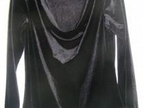 Bluza din catifea , eleganta