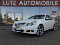 Mercedes-benz E200 CDI Blue Efficiency
