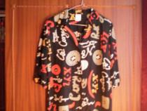Camasi-bluze cu maneci scurte, 42-44, pentru femei