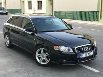 Audi A4 S-Line,Navi mare,2.0 tdi,an 2006, Superba, Inm in Ro