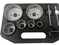 Set freze cu wolfram 22-73 mm