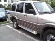 Jeep Mahindra goa