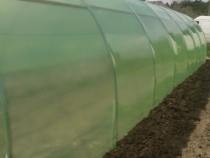 Solar legume si flori 14 m lungime /4 m deschidere