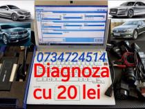 Diagnoza/tester auto profesional pentru orice marca