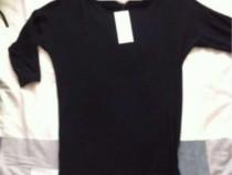 Bluza camaieu, neagra, noua cu eticheta, mărimea XS