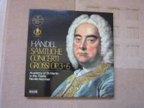 Vinil Händel~Sämtliche Concerti Grossi-1974 NevilleMarriner
