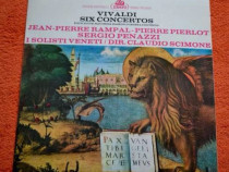 Vinil rar Vivaldi -Six Concertos-1st Ed.1969-dir.Scimone