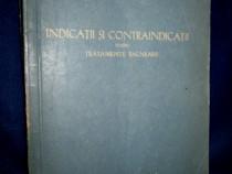 Tratamente Balneare-Indicatii si Contraindicatii.