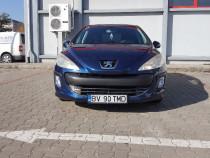 Peugeot 308, diesel, 2008, inmatriculat, stare excelenta