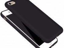 Iphone 8 - Husa Slim 0.3mm Din Silicon Negru cu Protectie