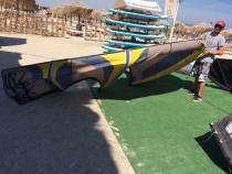 Kite slingshot fuel,17m