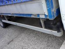 Caroserie aluminiu 5,50 m cu prelata