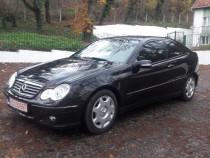 Mercedes C class coupe 2008 rar facut diesel