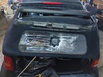 Reparatii prelate si lunete plastic pt smart fortwo cabrio