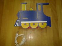 Massive / Trenulet / aplica camera copii