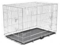 Cușcă pliabilă pentru câini, mărime XXL (170219)