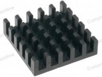 Radiator de racire, 21x21x6mm, Fischer Elektronik - 006155