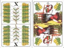 Carti de joc unguresti Magyar Kartya