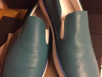 Sneakers Bottega Veneta slip on speedster canard,produs orig