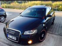 Audi a3 quattro 2007