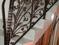 Balustrade -garduri-porti fier forjat