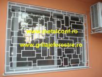 Grilaje fier forjat,grilaje metalice, grilaje ferestre