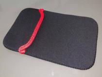 Husa neopren protecție telefon, tableta 7 inch, negru