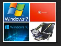 Instalari si configurari windows, programe, GPS, periferice