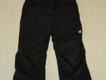 Pantaloni iarnă cu bretele reglabile Everest, mărimea 146