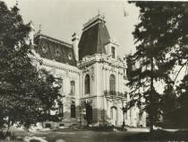 Carte postala Craiova 1965, Muzeul de artă, circulată