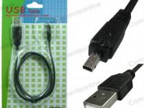 Cablu USB pentru Nokia N5000, lungime 1m - 128152