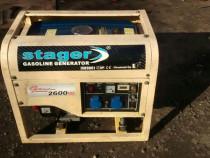 Generator de curent pe benzina 2,5kw / 220V -