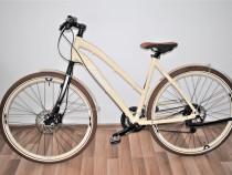Bicicleta dama ,,cross flydy,, - marime L