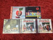 5 cd-uri Voltaj 3D,Povestea oricui,Da vina pe...,Best of