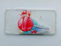 Husa protectie iPhone 7, carcasa silicon spate telefon, mode