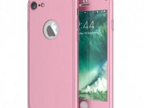 Iphone 6 6S Plus - Husa 360 Din Plastic Fata Spate si Folie