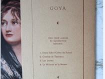 Litografii-Reproduceri Goya si Van Gogh -1958-licenta Soubry