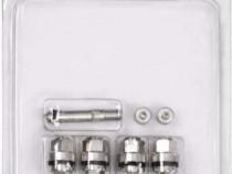 Set valve ascunse