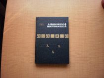 2 carti din domeniul matematicii, vintage