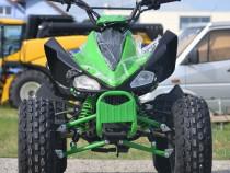 Model Nou:Atv V2 Raptor Roti:8 Inch/3+1 Culoare:Verde