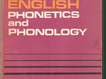 Workbook in English Phonetics and phonology