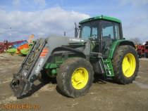 Tractor John Deere 6510 cu incarcator frontal