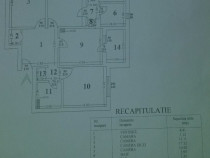 Apartament 4 camere Berceni - Parincea ID: 4232