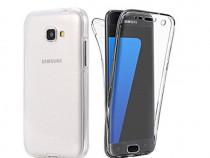 Husa Silicon Samsung Galaxy A3 a320 Clear 360PRODUS NOU