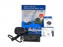 Statie Radio CB PNI Escort HP 8001L + Casca Bluetooth