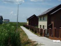Teren in Clinceni Bragadiru cartier nou zona de case 3868 mp